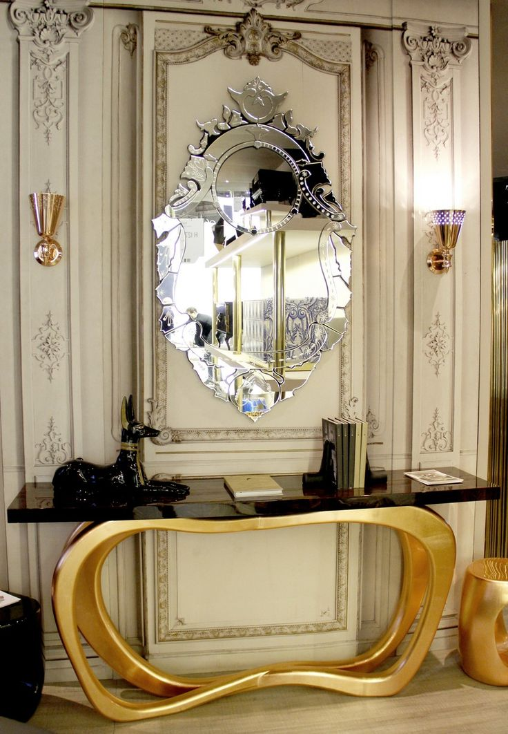 Boca do Lobo manages to use traditional craftsmanship techniques while adding innovative twists to its pieces, and the following exclusive and contemporary wall mirrors are no exception ➤ To see more news about Wall Mirrors visit us at www.wallmirrors.eu #wallmirrors #bocadolobo #contemporary #Mirrors #exclusivedesign #interiordesign