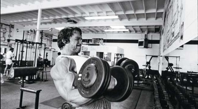 Build Arms Like Arnold Schwarzenegger Arnold Schwarzenegger Muscle Arnold Schwarzenegger Arnold Schwarzenegger Bodybuilding