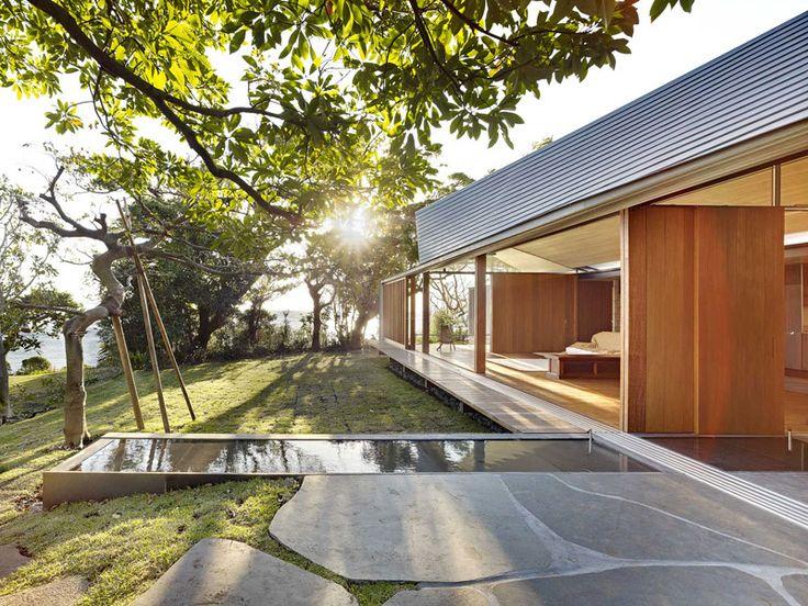kazu721010:  Wall House / Peter Stutchbury Architecture and Keiji Ashizawa Design