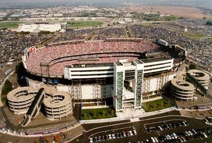 Giants Stadium - East Rutherford, NJ