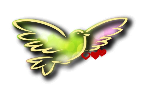 Visit Joan's dove. Dedicate your own in honour of someone you love!