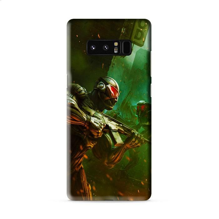 Crysis 2 Fight Samsung Galaxy Note 8 3D Case Caseperson