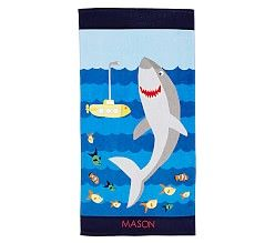 Beach Towels For Kids And Baby | Pottery Barn Kids
