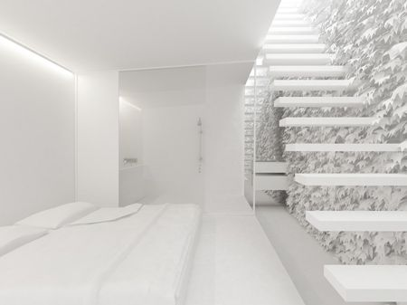 .: Minimalist Design, Minimal Architecture, Jpeg Image, Beautiful Interiors, White Bedrooms, White Interiors, Wall Texture, 500X328 Pixéi, White Wall