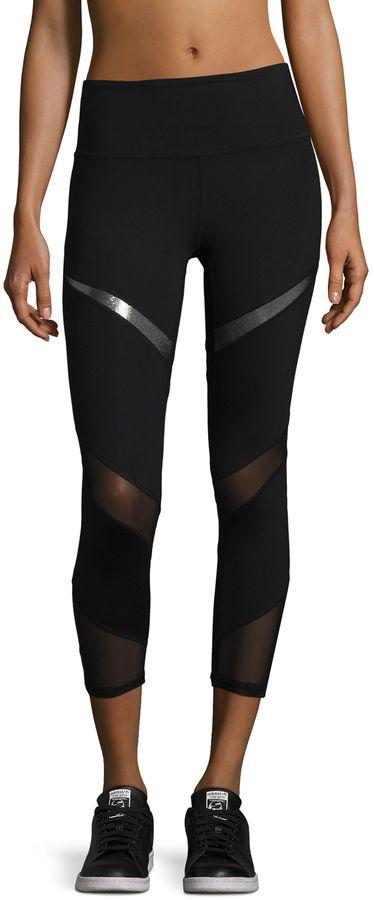Body Language Sportswear Women's Riawna Capri Pants