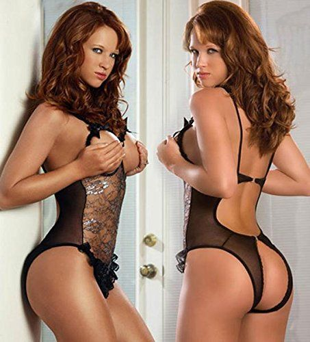 ThreeH Mujeres Bodysuit caliente Hot ropa interior Spice Lingerie Doll & Chemise C7165 – Comprar Gangas