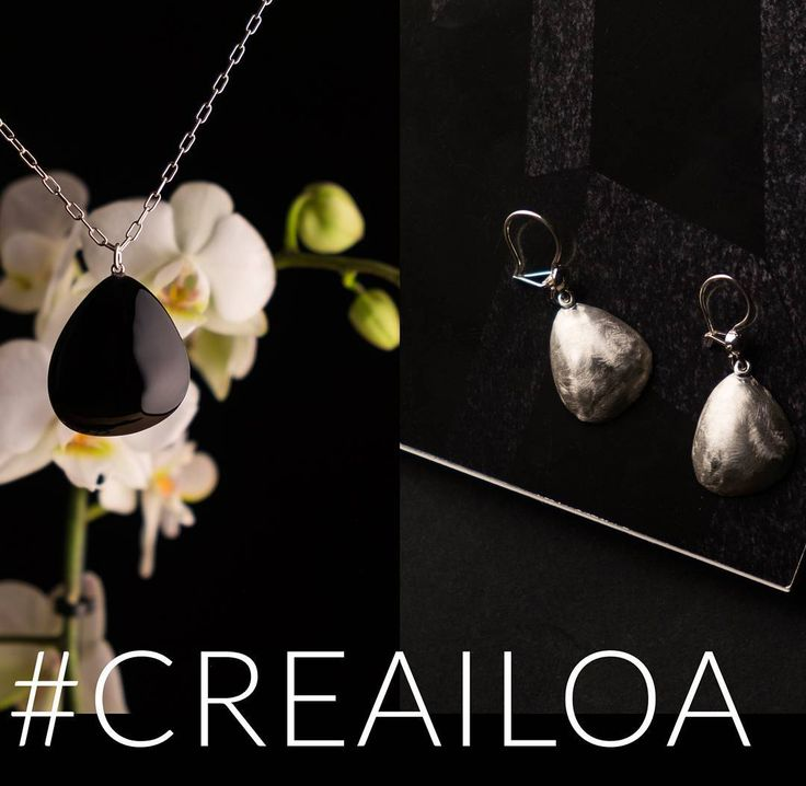 New jewelry is coming on! Wait and see  New collection is published on @formex.se fair in #stockholm before new things you can take a look on our Aurora collection! #newblackisblack #blackisback #black #ceramicjewelry #silverjewelry #attidude #style