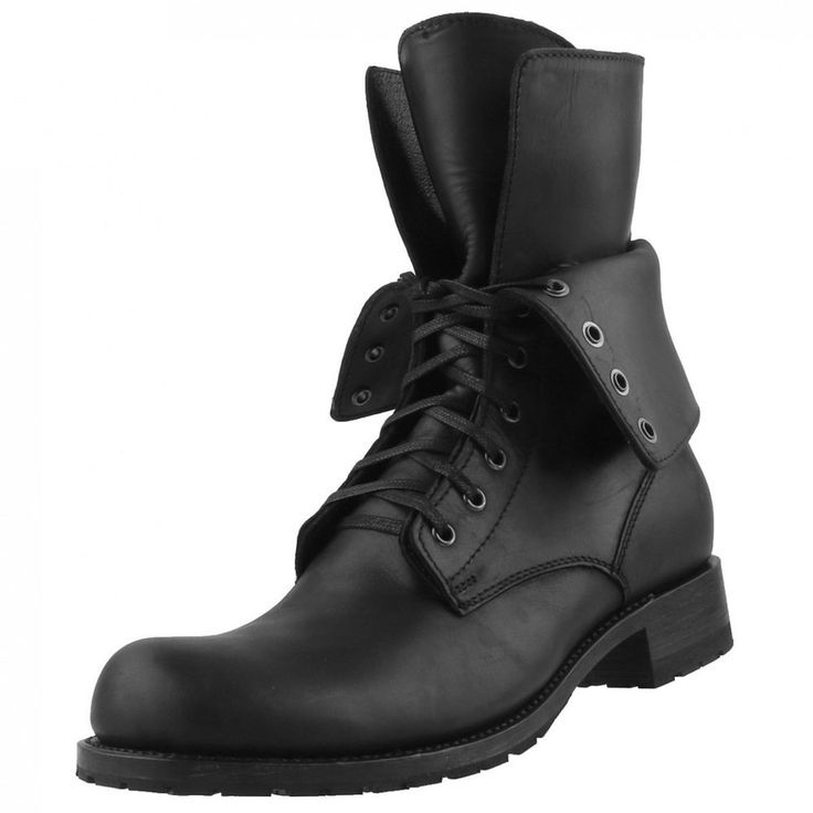 New SENDRA Boots Men's shoes Boots Men boots Lace up boots Leather Boots    eBay