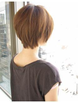 アフロート ジャパン AFLOAT JAPANAFLOAT『伊輪 宣幸』大人可愛いトップふっくらショート☆