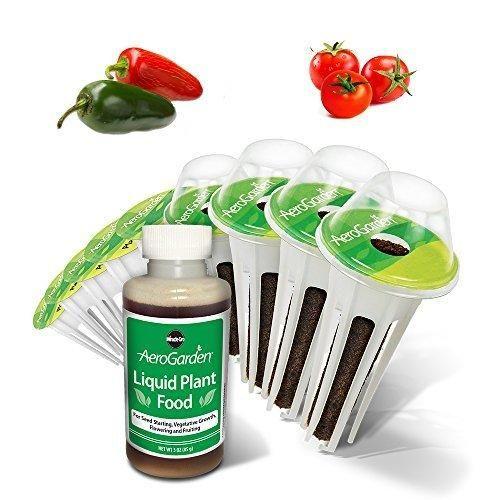 Miracle-Gro AeroGarden Salsa Garden Seed Pod Kit (9-Pods)