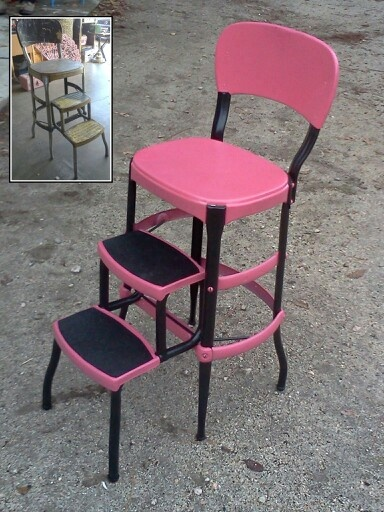 1000 Images About Step Stool Redo On Pinterest