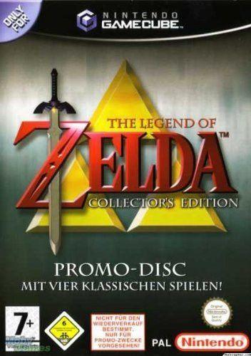 GameCube - The Legend of Zelda: Collector's Edition (mit OVP) (gebraucht) GameCube Spiele Rollenspiele