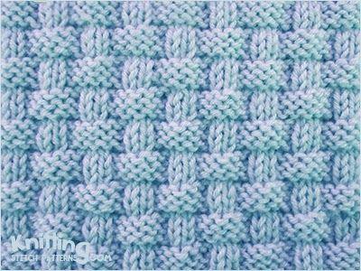 Meer dan 1000 afbeeldingen over Knitting Stitch Patterns op Pinterest - Breip...
