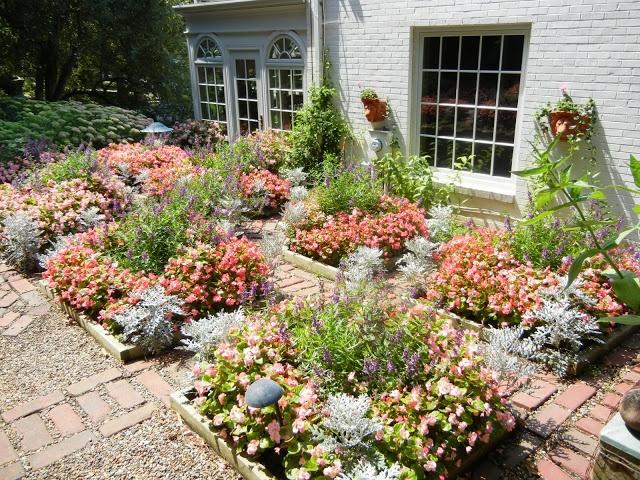 The French Tangerine: ~ jan buckingham... an inspired garden