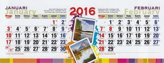 TH 203 kalender 2016 Indonesia 02