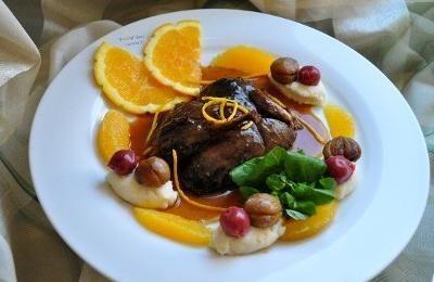 Recette - Canard sauvage à la Bigarade - Proposée par 750 grammes