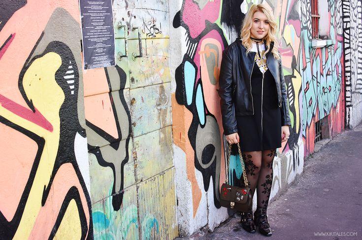A/W Outfit: Girly Rock | Kiki Tales
