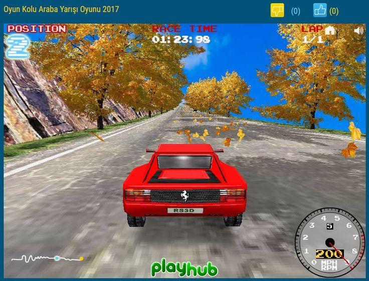 Oyun Kolu Araba Yarışı Oyunu 2017 - Araba Yarışı Oyunları - Araba Oyunlarım io!  Farklı ve nefes kesici bir araba yarışı olan bu macerada siz de heyecanlanacak ve süper bir şekilde eğleneceksiniz. Hem kaliteli, hem de eğlenceli olan Oyun Kolu Araba Yarışı 3 oyununda efsaneler arasına girebilir, bir yandan da nostaljik bir tat olan atari oyunlarını hatırlayabilirsiniz.