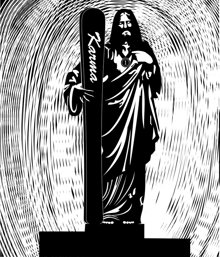 Podium Jesus