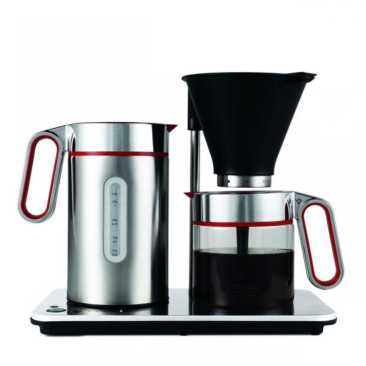 Nordic Precision: Wilfa Coffee Maker