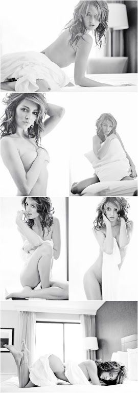 Boudoir Photography all awesome white sheet poses