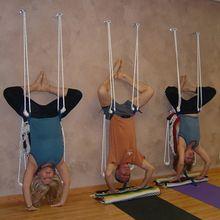 Yoga Iyengar yoga auxiliar sling Oscilación montado en la pared de pared cuerda (4 pernos de alta resistencia y 4 cuerda)(China (Mainland))