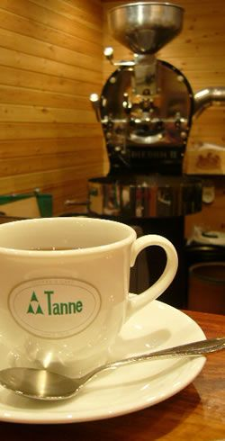 市川 タンネ http://coffee-tanne.co.jp/index.html