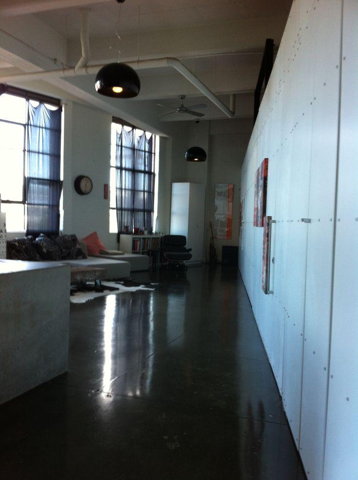 Warehouse conversion Richmond VIC