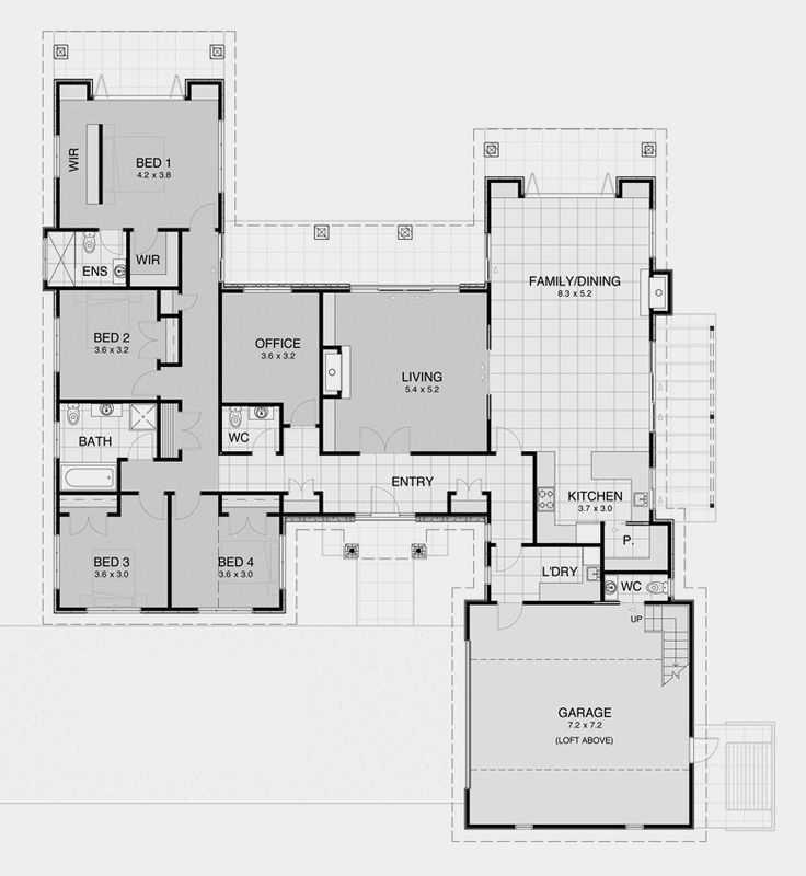 David Reid Homes - Heritage 2 specifications, house plans & images