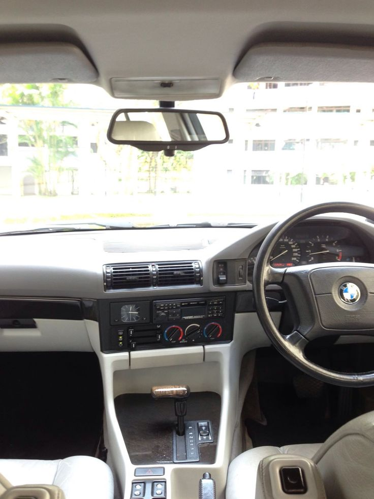 1996 BMW 520i Individual (E34)