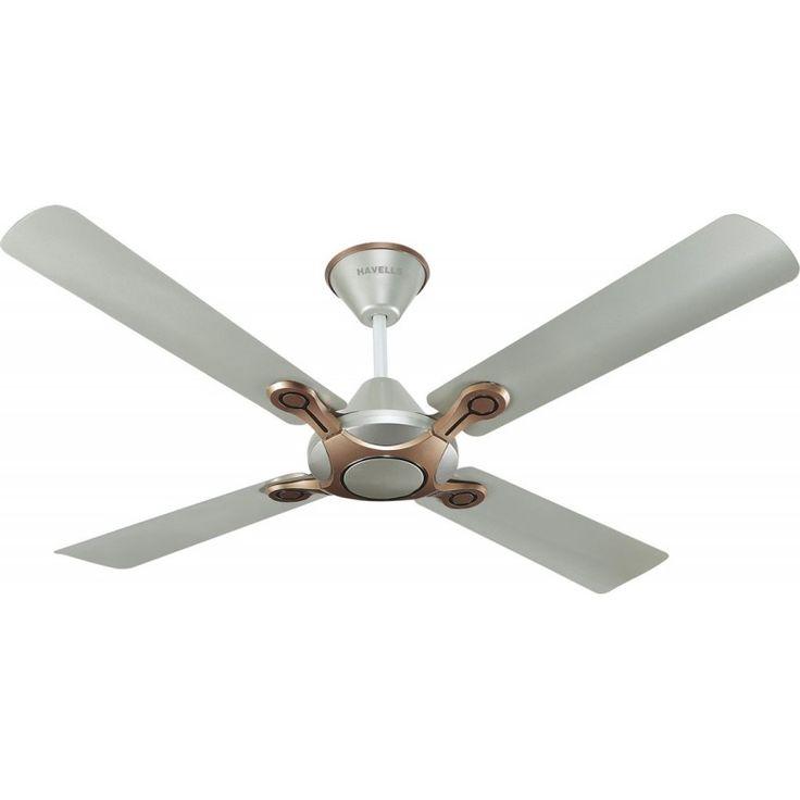 27 best ceiling fans images on pinterest ceiling fan ceiling fans havells leganza ceiling fan 4 blade 1200mm bronze gold online aloadofball Choice Image