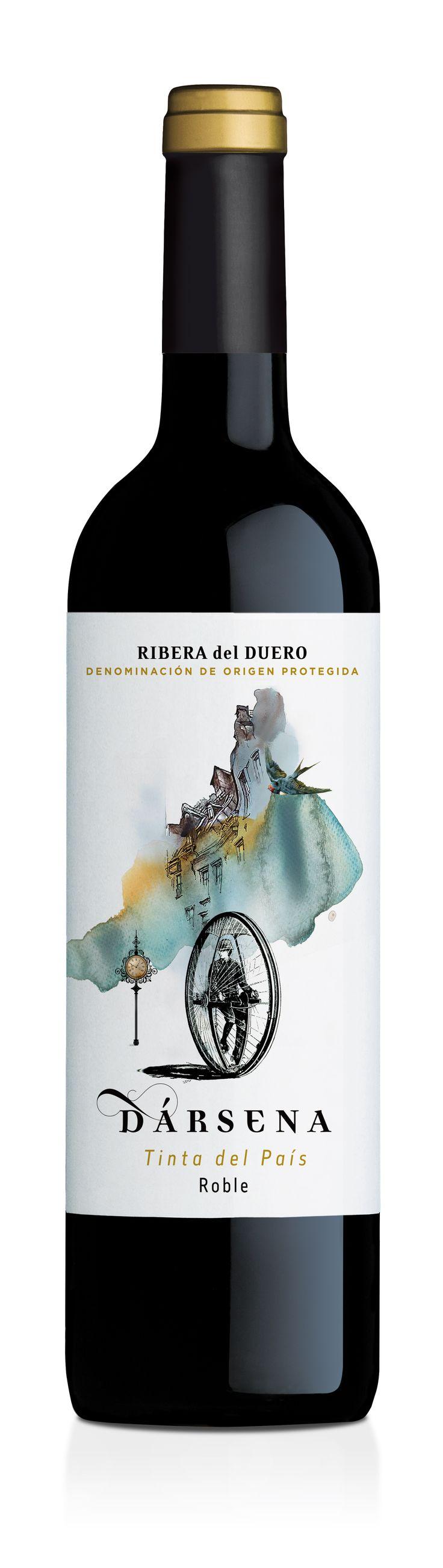 Tinta del País, Roble • Ribera del Duero D.O.
