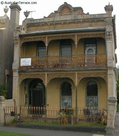 Terrace House In Melbourne Victoria Iterrace