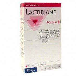 Pileje Lactibiane (PROBIÓTICOS)
