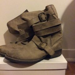 Available @ trendtrunk.com Steve-Madden-Boots By Steve Madden Only $38.00
