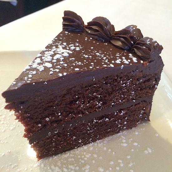Best Lava Cake In Portland