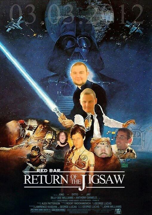 Return of the Jigsaw