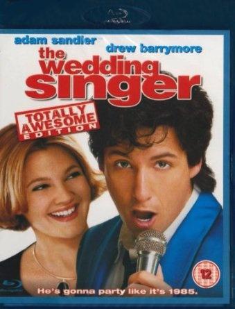 The Wedding Singer Blu Ray Amazoncouk Adam