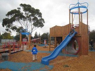 Harmony Park, Gaffney Street, Coburg