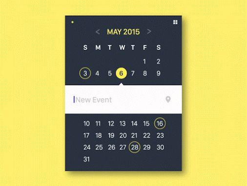 UX & UI Design - 커뮤니티 - Google+