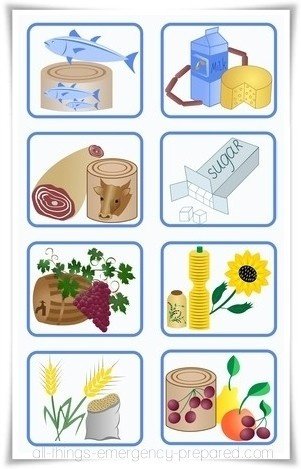 Simple Steps To Preparing Your Emergency Food Supply -  http://www.all-things-emergency-prepared.com/emergency-food-supply.html