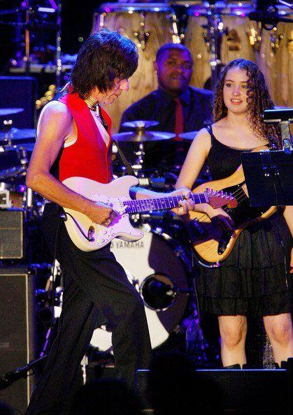 ~Jeff Beck & Tal Wilkenfeld 07/12/2008 ~*