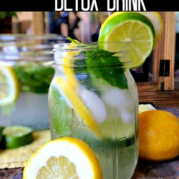 Weight Loss Detox Drink Recipe - Raining Hot Coupons & ZipList