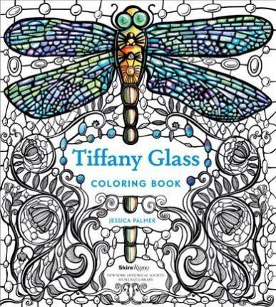 Tiffany Glass By Jessica Palmer Bookdepository