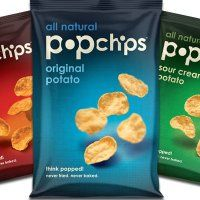 Feeling peckish? All these crisp ideas are 200 calories or less! Popchips, twiglets, walkers