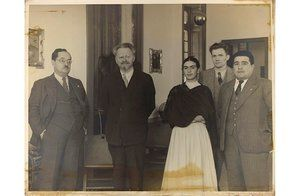 The intense and brief love of Frida Kahlo and Leon Trotsky - Historia - culturacolectiva.com