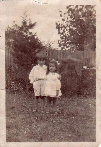 Energia que não se apaga com o tempo Ghost Pictures: Grandfather Ghost Picture