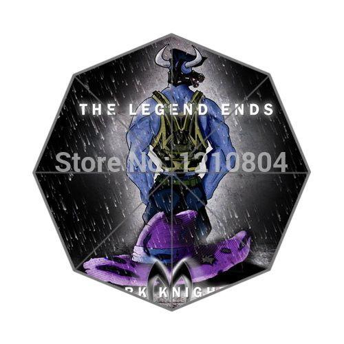 Креативный дизайн! Темный Рыцарь: Возрождение Легенды Фон Печатных Дождь Зонтик для женщин использовать