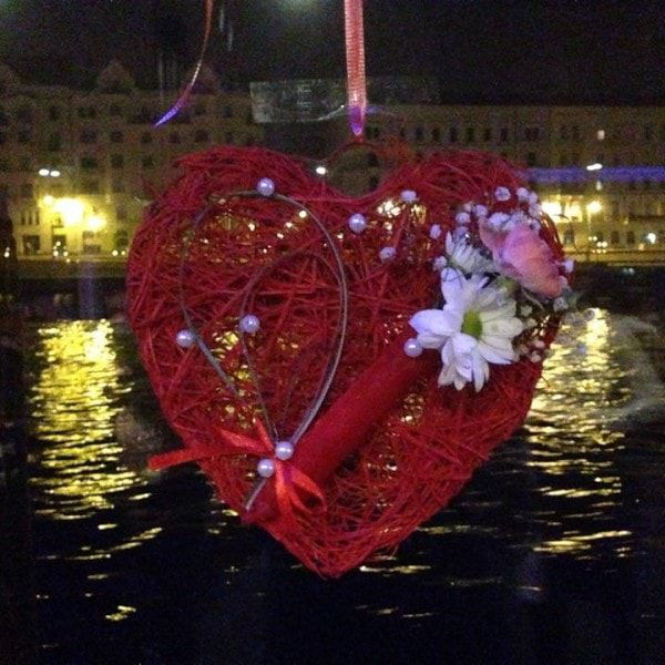 Budapest Valentin Cruise