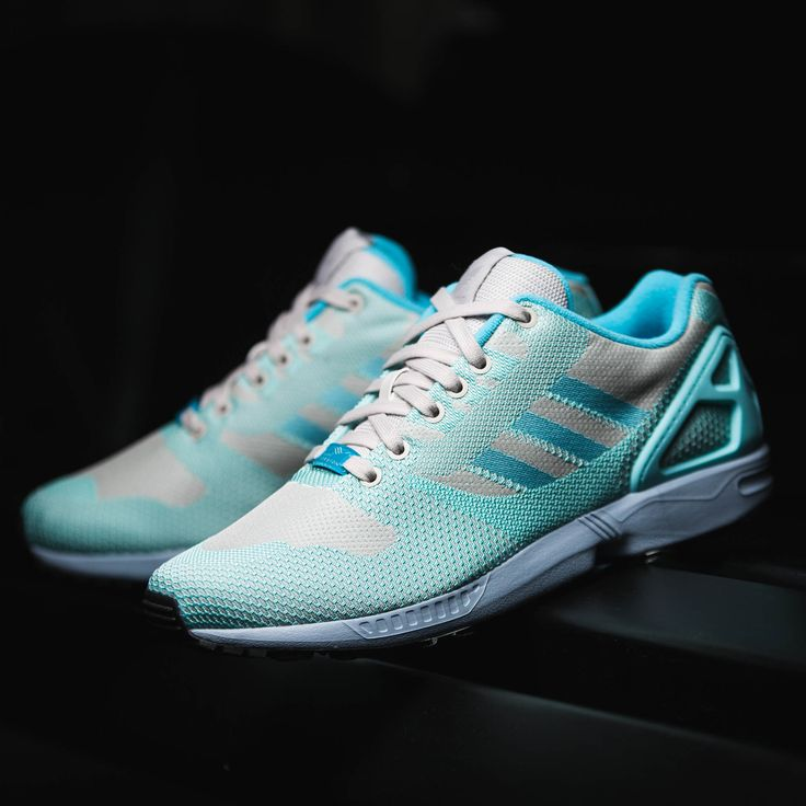 Blue Compact Goods Solar Adidas Zx Flux Store Gs Shoes